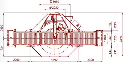 Csa 915 Dimensions