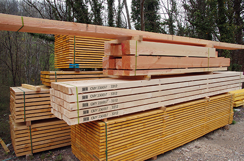 Coderen op hout