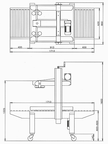 Dimensions Ct 103sdt
